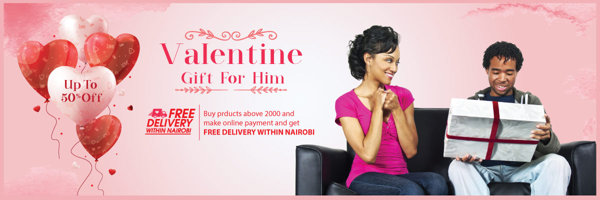 Kilimall Valentines Gift ideas for men