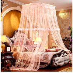 Condole type pink court mosquito nets 819#