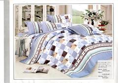 One piece multicolor flat sheet (New richcel cotton) Multicolor 5*6