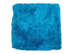 fluffy blue door carpets