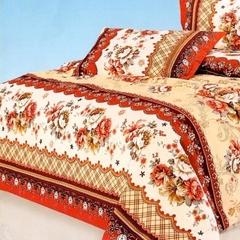 One Piece Multicolored Duvet Cover (New Richcel Cotton) Multicolor 5*6