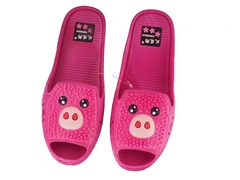 Pig design rubber Flipflops