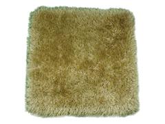 Stylish Fluffy Brown Door Carpets