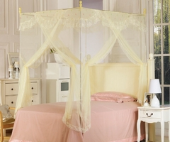 Condole type court mosquito nets #8811 one color 5*6