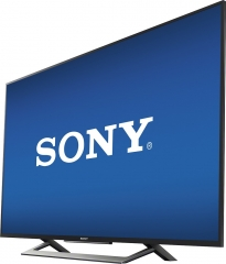 "Sony - 43"" Class (42.5"" Diag.) - LED - 2160p - Smart - 4K Ultra HD TV with High Dynamic Range black 43 inch"