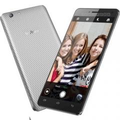 INFINIX Hot 3  - X553 - 5.5 HD, , 8MP+2MP, 2GB +16GB, Dual SIM,Best Smart Mobile Phone Grey