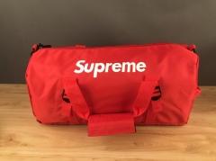 supreme waterproof fitness bag hand luggage bag men Korean sports bag light travel bag 001 one size