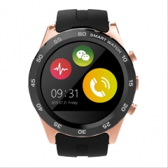 Kw08 smart watches round screen sports watch color 1 one size