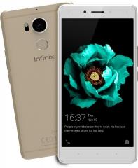 "Infinix Zero 4 Smartphone:5.5"",  3GB RAM, Octa-Core, 16MP Camera, 4G, Dual SIM, 32GB ROM - champagne gold"