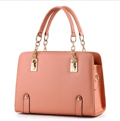 Woogoing Handbag Fashion Women Casual Bag Handbags pink one size