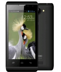 "Idroid simu 1, Camera 5mp,Screen Size 4.0"", ,Memory 8GB+512RAM Smart phone +a free cover black"