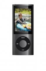 5rd Generation 16GB mp3 mp4 player with camera E-Book Reader Voice Recorder Radio Video Movie black 16gb