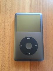 New original sealed packaging for Apple iPod classic 7th Generation 120GB 160GB black 160GB
