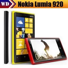 "new Original unlocked Nokia Lumia 920 with 4.5 "" Capacitive screen Dual core 32G ROM +1G RAM black"
