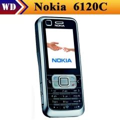 6120c Original Nokia 6120 Classic Symbian OS Unlocked 3G Mobile Phone black