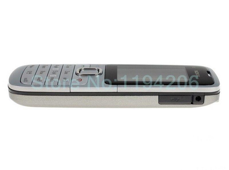 Refurbished nokia C series C1-01 -(unlocked) GSM 900/180 durable phone black 3