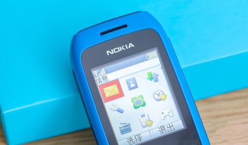 Refurbished phone Nokia 1616 Original Brand Mobile Phone GSM Unlocked Phone GSM 900/1800 Cheap red 3