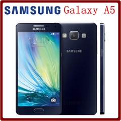 Brand new original Samsung Galaxy A5 A5000 13.0MP 5.0 Inch 2GB+16GB Quad Core Dual SIM Smartphone A5000 2 SIM black