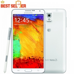 "new Samsung Galaxy note 3 N900 Mobile phone Quad Core 5.7"" Inch RAM 3GB Android 13MP WIFI GPS EU N900 16GB black"