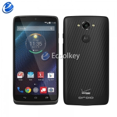 Original Motorola MOTO DROID Turbo XT1254 32GB 64GB 5.2 Inch 20MP 4G LTE 3GB RAM 32GB/64GB ROM 32GB nylon black