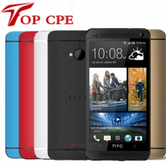 new Unlocked Original HTC One M7 801e 32GB Android 4.1 Quad-core 1.7GHz GPS WiFi 4.7'' Mobile Phone US version 32G black