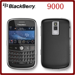 Original Unlocked Blackberry Bold 9000 GPS WIFI 3G 1350mAh Refurbished Cell Phone black
