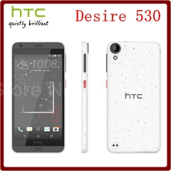 HTC Desire 530 Unlocked 5.0 Inches 16GB ROM 1.5GB RAM 8MP Camera LTE Snapdragon 210 Single SIM black