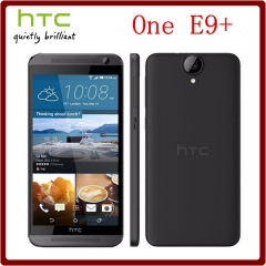 Original HTC One E9 Plus E9pw 5.5Inch 32GB+3GB Octa core MTK 20.0MP LTE Dual SIM Cards Unlocked Dual SIM white