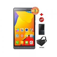 "X-TIGI Vision 6 Smartphone- 6"" HD IPS Screen, 2GB RAM+16GB ROM Quad-Core, 4100mAh, Free VR Box Grey"