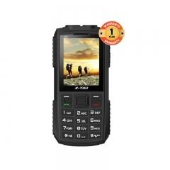 X-TIGI S80 UNIVERSAL POWERBANK PHONE- One Touch flashlight 18000MAH BATTERY+Free Reading Lamp black