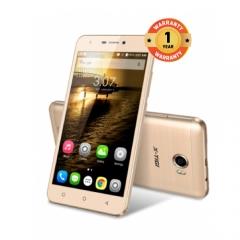 """X-TIGI Photo 5- DUAL SIM,5.5"""" Display, 1GB RAM+8GB ROM, 13MP+8MP Camera, 3200mAh- FREE SELFIE STICK gold"""