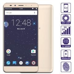 INFINIX X601 Note 3 - 2+16GB, 5+13MP Camera,4500mAH , Dual SIM, Best Smart Mobile Phone Palm gold