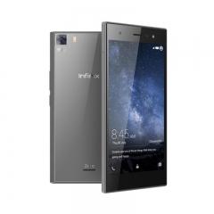 INFINIX Zero 3 X552- 5.5 - 3+16GB - 20.7MP Camera - 4G/LTE - Dual SIM,Best Smart Phone Grey