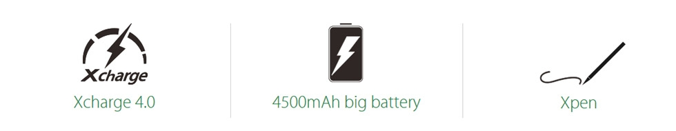 Xcharge 4.0  4500mAh big battery  Xpen
