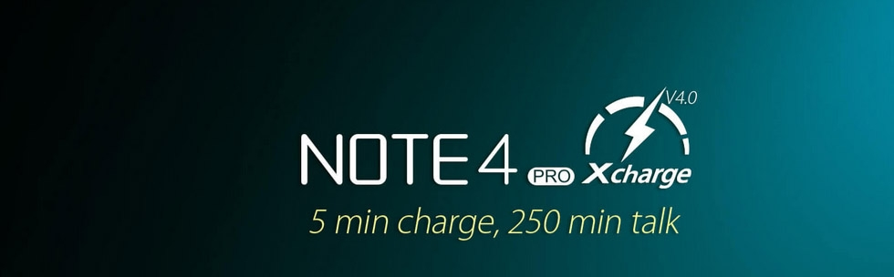 INFINIX NOTE 4 Pro 5 min charge 250 min talk