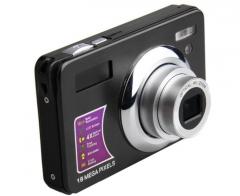 "18mp 5x Optical Zoom Digital Camera DC-530A 2.7"" 1080P Photo Camera Mini DVR"