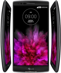 LG G FLEX 2 LS996 second hand 4G curved version Mobile Phone used red