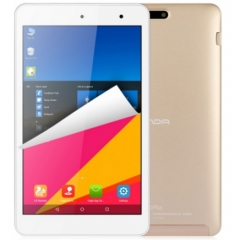 Onda V80 Plus Tablet PC 8.0 inch Windows 10 + Android 5.1 Intel double system 2G+32G gold