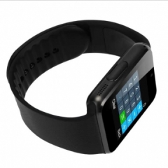 Smart watches Bluetooth Touch smartwatch Sport Pedometer WristWatch For Android phone A1 black one