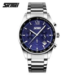 SKMEI New Men's Watches Quartz Watch Blue