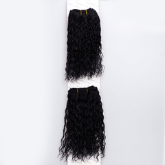 WINNER BEBECURL HUMAN HAIR 2PCS 8 inch
