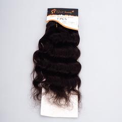 NEW GREAT BEAUTY DEEP HUMAN HAIR 1PCS 12 inch