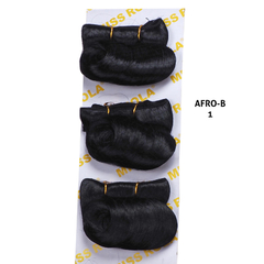 MISS ROLA HAIR AFRO-B COLOR NO.1