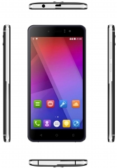 Bundy ACCESS6+, 5.5'' HD,Android 6.0,Quad Core,ROM 8GB+RAM 1GB smartphone black