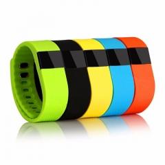 Newest TW64 Fitness Tracker Bluetooth Smart Bracelet black normal