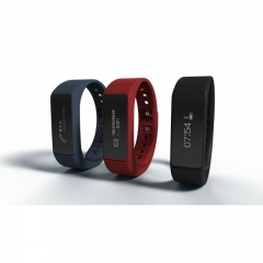 Original iwownfit i5 Plus Smart Bracelet black normal