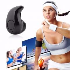 Mini Wireless Bluetooth V4.0 Earphone S530 black