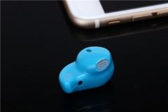 Mini Wireless Bluetooth V4.0 Earphone S530 blue