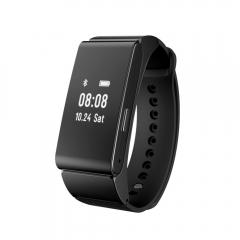 Smart Wristband Talkband iBand M8 Bracelet Bluetooth Headset Headphone Smart Health Watch black normal