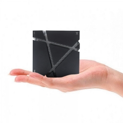 Portable Wireless Bluetooth Speaker Powerful Sound with Microphone Work Bluetooth Speakers black bluetooth speaker